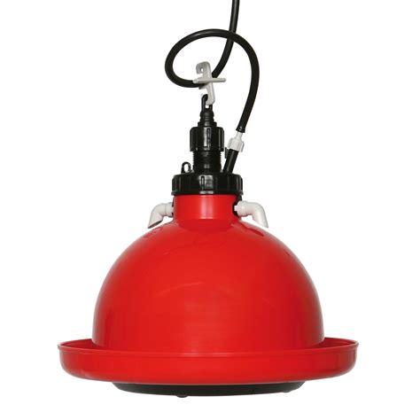 Bell Drinker plasson broiler drinker qc supply