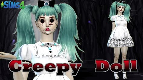 sims 4 jointed doll the sims 4 create a sim creepy doll