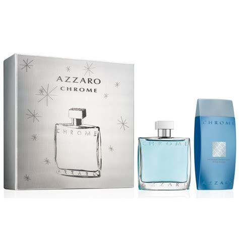 Azzaro Chrome 100 Ml azzaro azzaro chrome eau de toilette 100ml all shoo 200ml gift set azzaro from