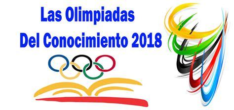 olimpiada del conocimiento infantil en construccin examen gu 237 a las olimpiadas del conocimiento 2018 portal