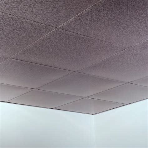 Ceiling Tiles Menards by Fasade Flat Panel 2 X 2 Pvc Lay In Ceiling Tile At