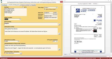 Rechnung Englisch Charge Auftragsverwaltung Software 252 Bersichtlich Effizient Einfach Crm Software Genial Einfach