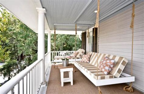 charleston porch swing charleston porch for the home pinterest