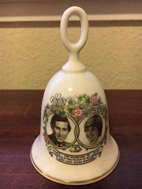 Wedding Bells Prine by Prince Charles And Diana Wedding Bell For Sale 7