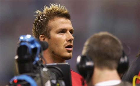 Beckham Became A by Images Beckham And His Hairstyles That Became Legend