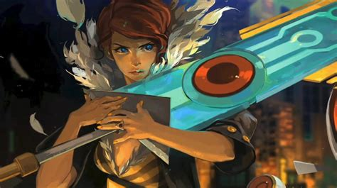 transistor ps3 e3 2013 supergiant bringing new title transistor to the ps4 many other devs to