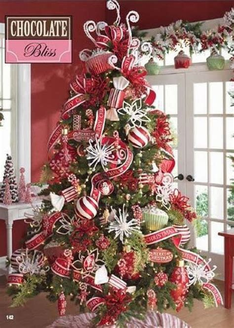 christmas tree theme ideas cute pinterest christmas trees