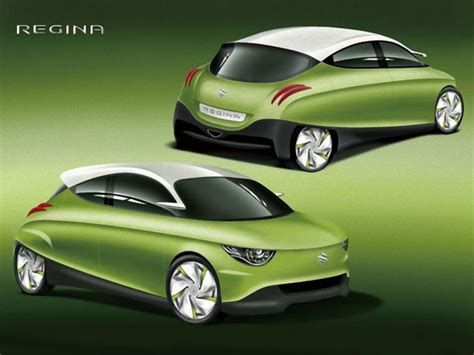 Suzuki Regina Concept   Car Body Design