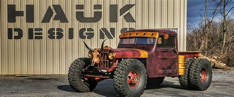 hauk designs steam jeep hauk designs