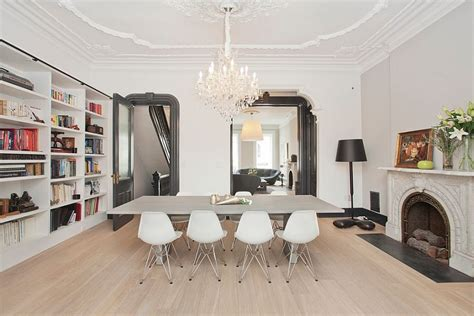 Library Style Dining Room 25 Dining Rooms And Library Combinations Ideas Inspirations