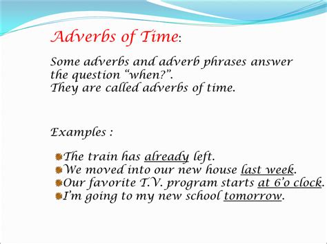 exle of adverb adverbs exles www pixshark images galleries with a bite