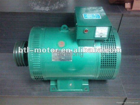 10kw st stc ac synchronous single phase alternator dynamo