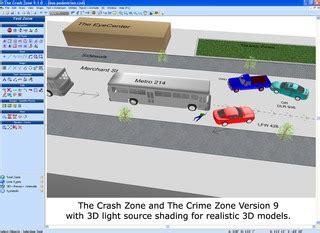 crime zone the cad zone inc crime zone and crash zone v 9 in