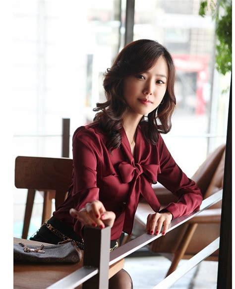 kemeja kerja wanita import model terbaru jual murah