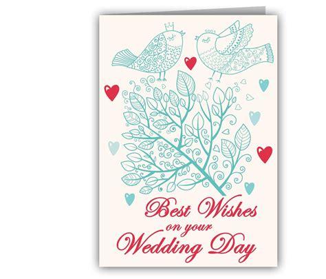 %name bulk gift cards   Romancing Birds Wedding Greeting Card   Giftsmate