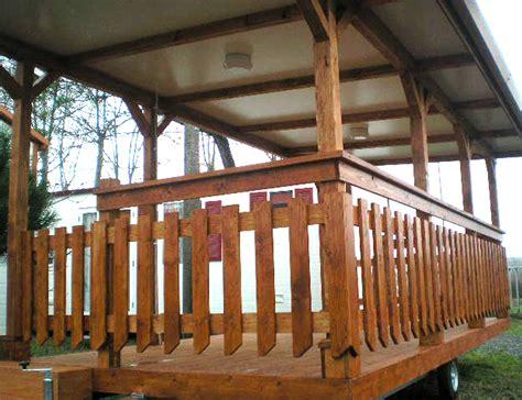 mobili veranda mobili per veranda roulotte design casa creativa e