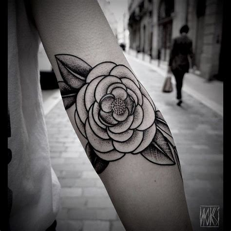 camellia tattoo best 25 chanel ideas on tattoos