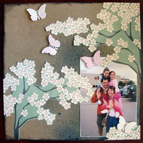 top 25 ideas about genealogy scrapbooking ideas on what s your motif ideas for using trees on your scrapbook