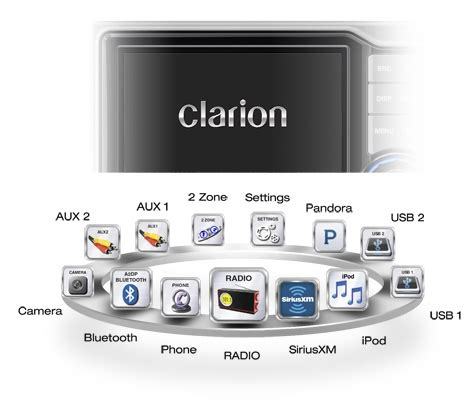 clarion cms5 wiring diagram 27 wiring diagram images