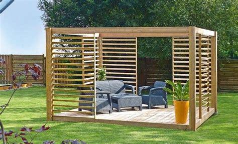 Construire Une Pergola En Bois 1551 by Monter Soi M 234 Me Une Pergola En Bois Massif 224 Moins De 700