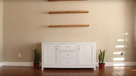 diy floating shelves patrick hosey youtube