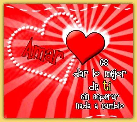 imagenes con frases de amor con corazones corazones con frases de amor para facebook corazones con