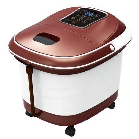 Foot Detox Machine Walmart by 25 Best Ideas About Heated Foot Spa On Sauna