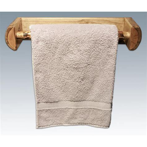 Country Towel Racks by Montana Woodworks 174 Glacier Country Towel Rack 178371