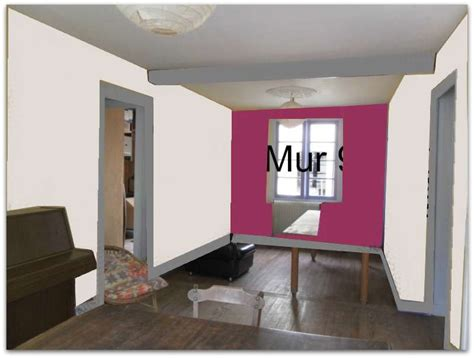 cr馥r une chambre dans un salon maison en r 233 novation 224 rafra 238 chir quelles couleurs pour