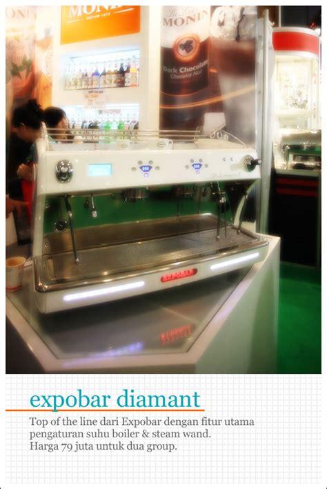 Mesin Kopi Santino coffee cart 275 juta cikopi