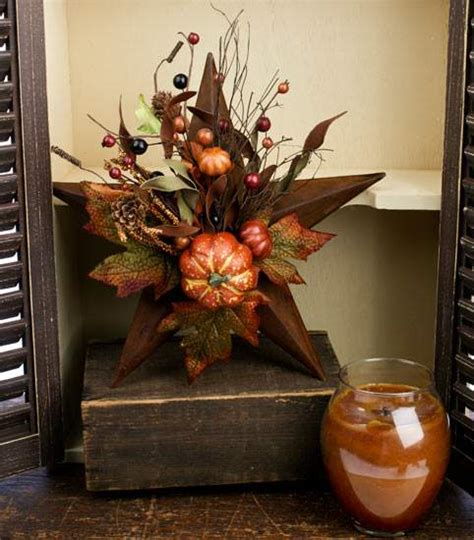 primitive fall decorations 12 quot decorated fall pumpkin fall and