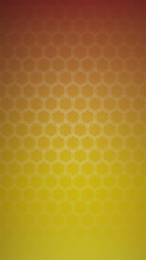 gradient pattern circle yellow wallpapersc iphoneplus