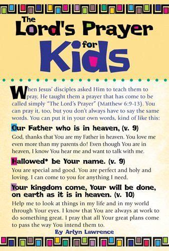 understanding the lord s prayer worksheet best 25 prayer ideas on bible crafts faith church and youth room church
