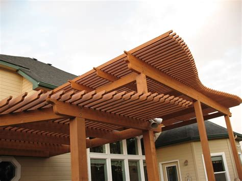 Wood Patio Cover Designs Wooden Patio Covers Homesfeed