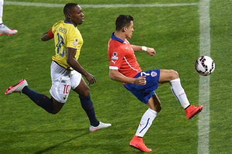alexis sanchez soccerway satu harapan pelatih cile sesalkan skuatnya sempat