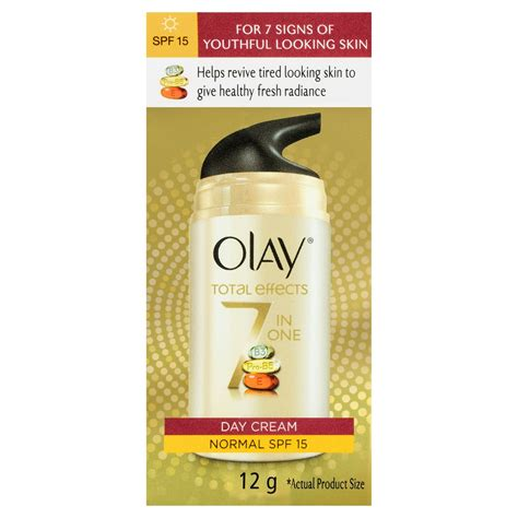 Olay Total Effect 7 In 1 Day buy total effects 7 in 1 day spf 15 travel size 12 g