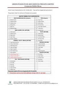 indian wedding dinner menu list vegetarian corporate buffet menu
