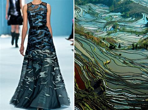 clothes design lawn fashion inspired by nature russian artist compares famous