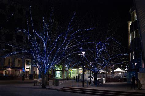 canberra lights canberra city walk lights flickr photo