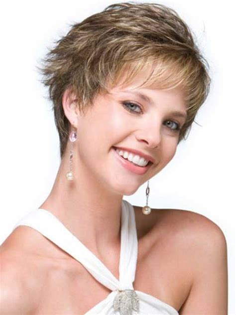 haircut to thin 15 pixie cut for thin hair short hairstyles 2016 2017