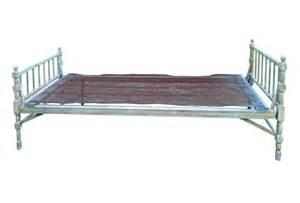 Late 1800 s antique folding bed omero home
