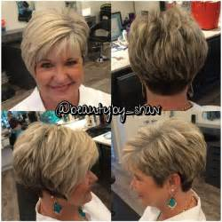older women with asymetric hairstyles best 25 short grey haircuts ideas on pinterest short