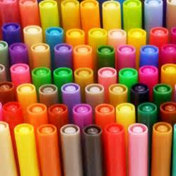 roseart supertip assorted color washable markers 100 pack