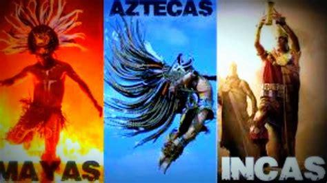 imagenes delos aztecas historia de america 1 mayas aztecas e incas youtube