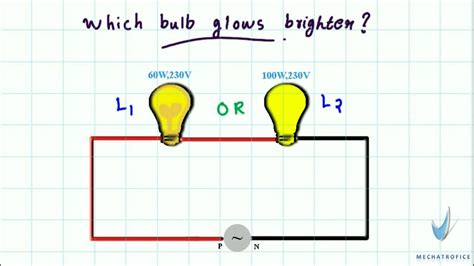 which light bulb is the brightest in which circuit the light bulb is brightest