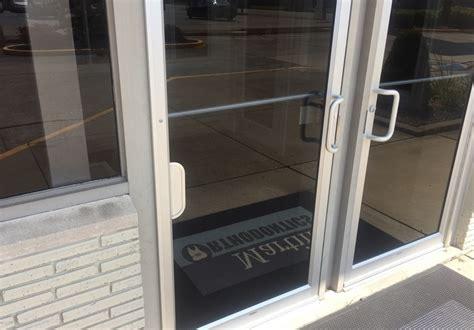 Mail Slot In Glass Door Doors Siemers Glass