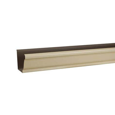 home depot 10 amerimax home products 5 in x 10 ft k style heritage