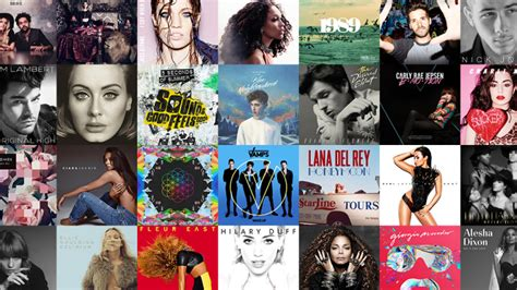 Pop Cd i ranked all 54 pop albums i listened to in 2015 shaun kitchener