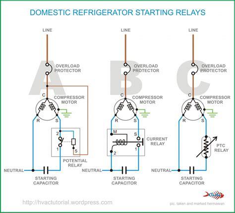 fridge compressor wiring diagram agnitum me