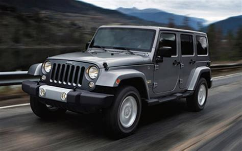 overland jeep wrangler unlimited fiat imports jeep wrangler unlimited overland for testing